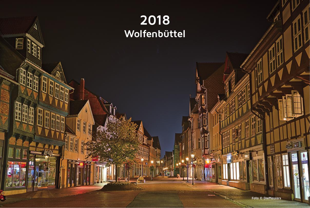 Kalender Wolfenbüttel 2018 by .