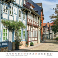 Kalender Wolfenbuettel 20186 by .