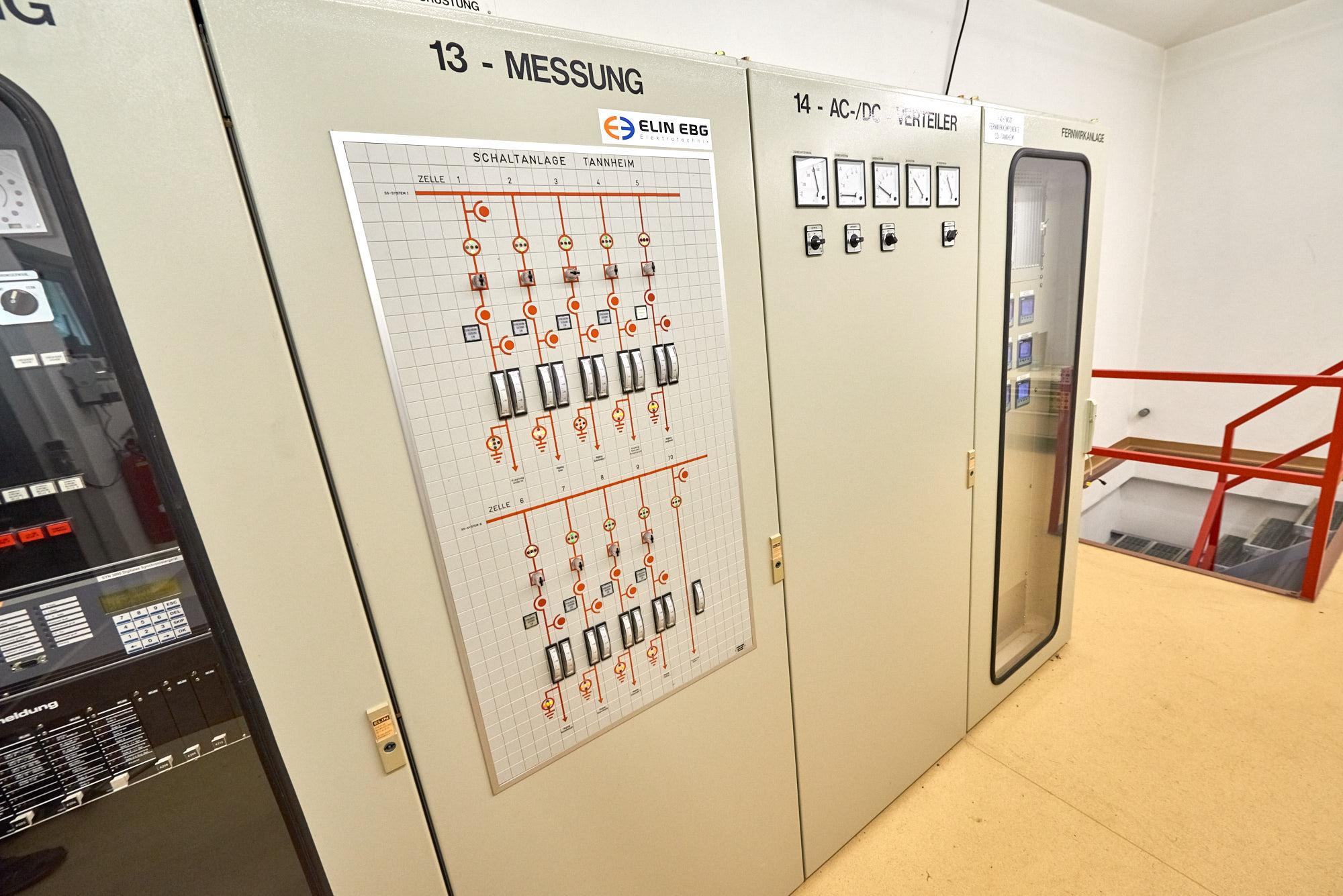 Wasserkraft vom Energieversorger EW Schattwald by AchimMeurer.com                     .