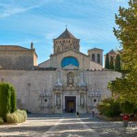 Kloster Monestir de Santa Maria de Poblet, Katalonien, Spanien by AchimMeurer.com .