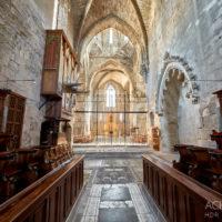 Kloster Vallbona, Katalonien, Spanien by AchimMeurer.com .