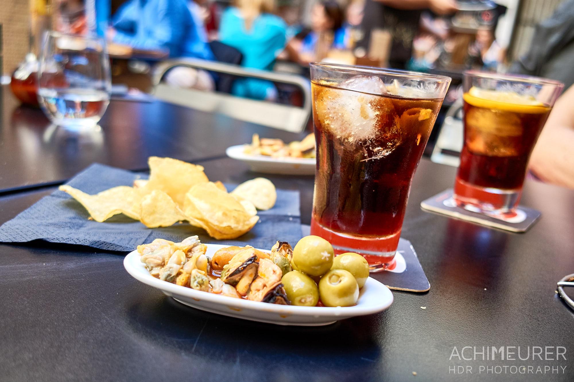 Vermuth, typisches katalanisches Getränk by Achim Meurer.