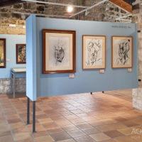 Picasso Zentrum in Horta, Katalonien, Spanien by Achim Meurer.