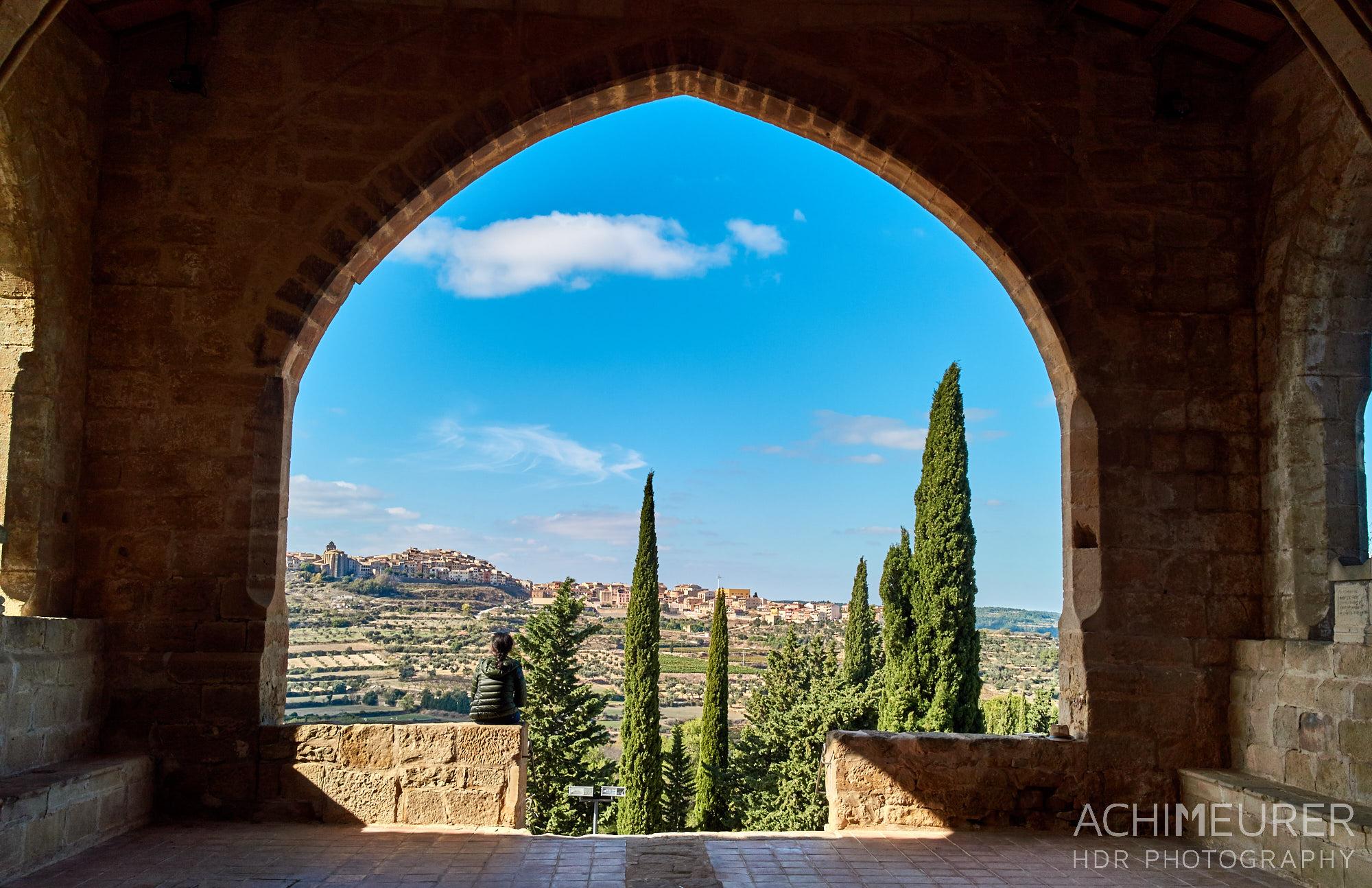 Das Convent Sant Salvador bei Horta, Katalonien, Spanien by Achim Meurer.