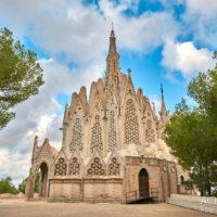 Die Kathedrale von Montferri, Katalonien, Spanien by AchimMeurer.com .