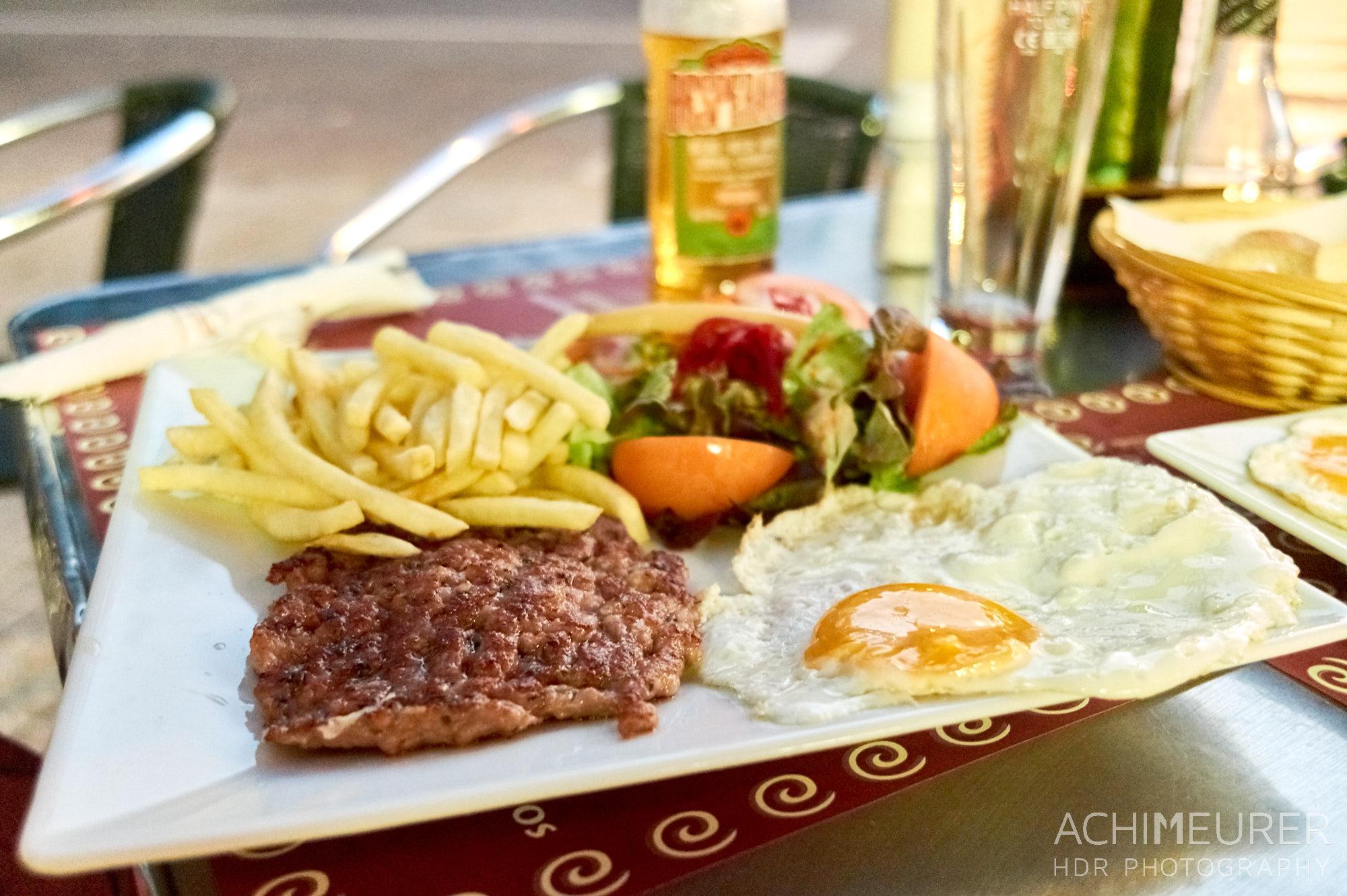Typisches Essen in Katalonien by Achim Meurer.