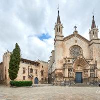 Ortsansichten von Vilafranca in Katalonien by AchimMeurer.com .