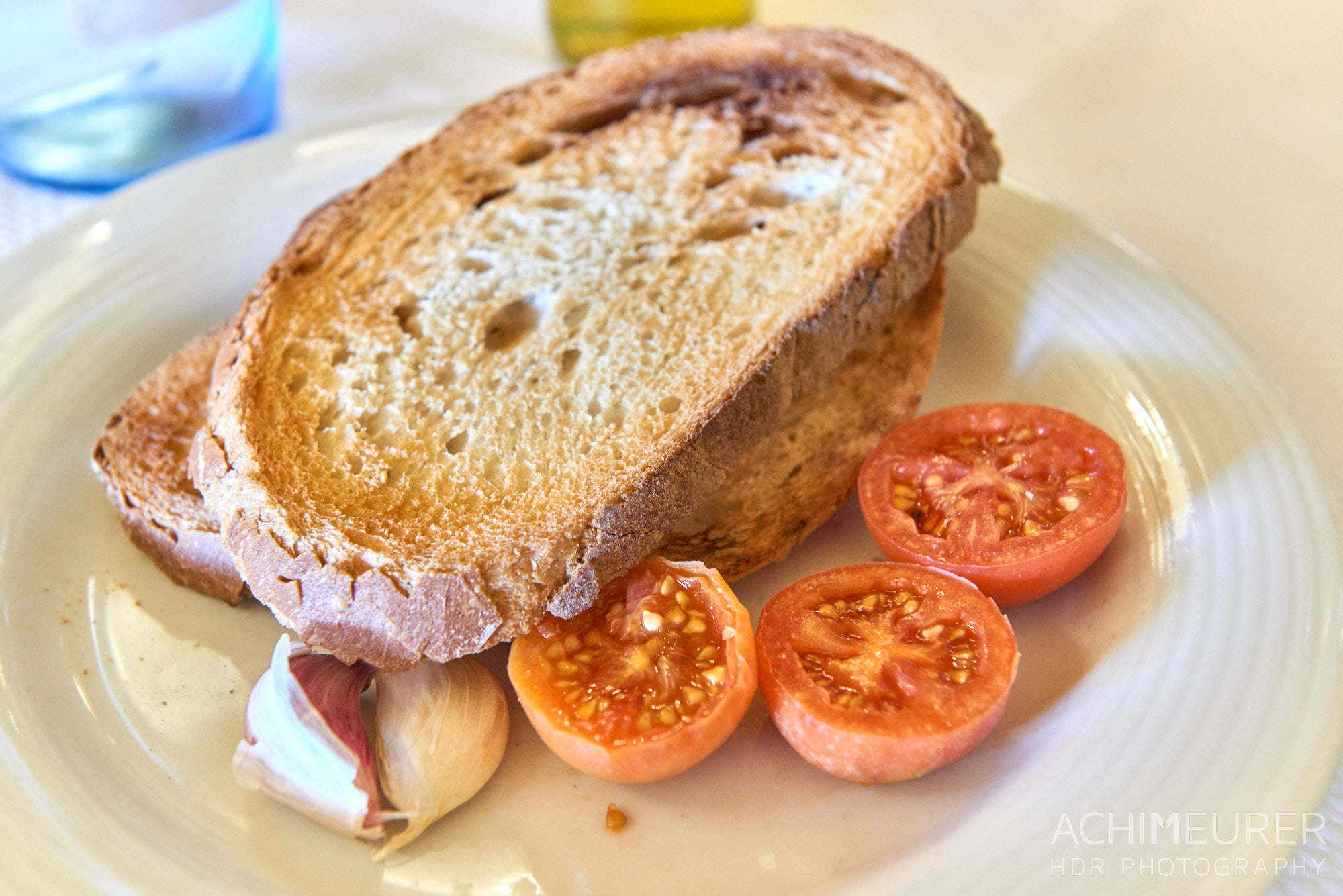 Typisches Essen in Katalonien by AchimMeurer.com .