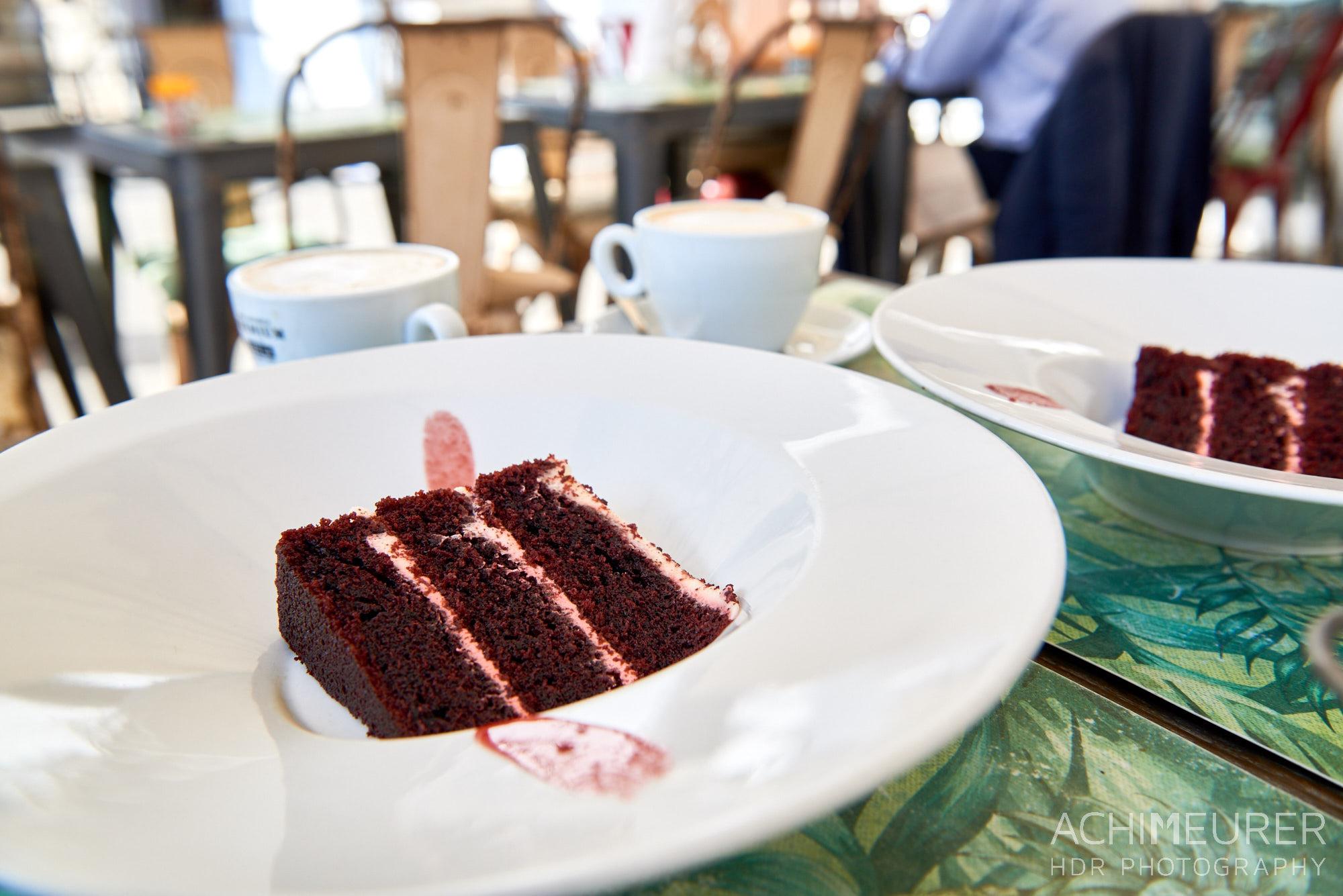 Kuchen, Dessert, Nachspeise, Sitges, Katalonien, Spanien by AchimMeurer.com                     .