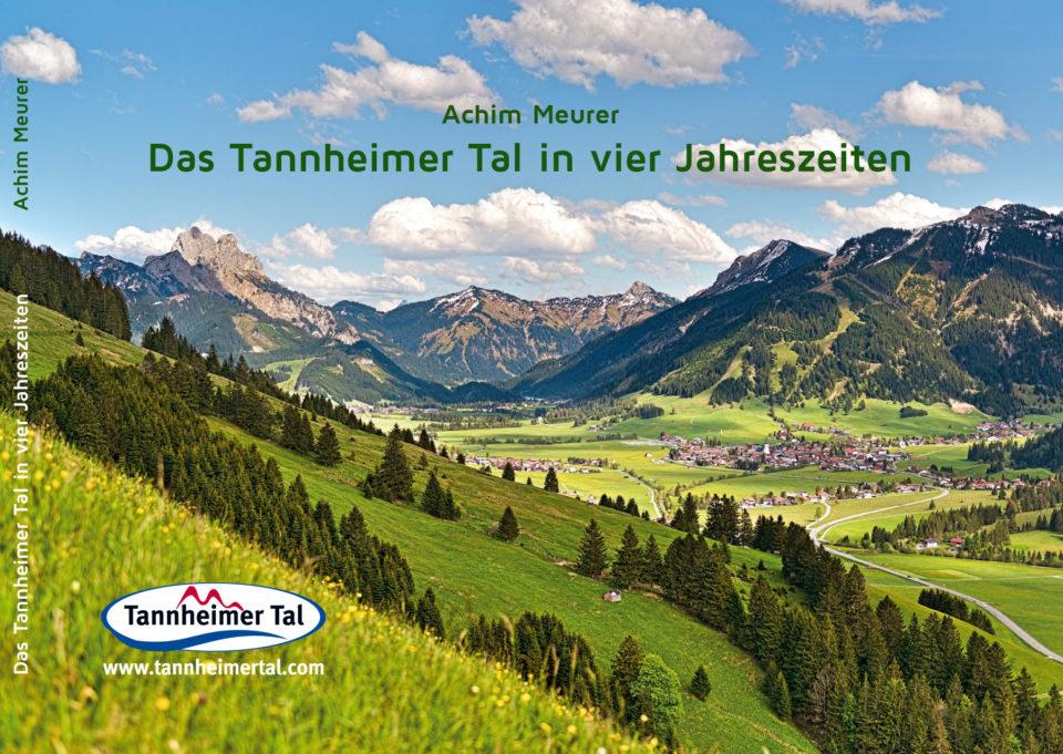 Fotobuch Tannheimer Tal Cover