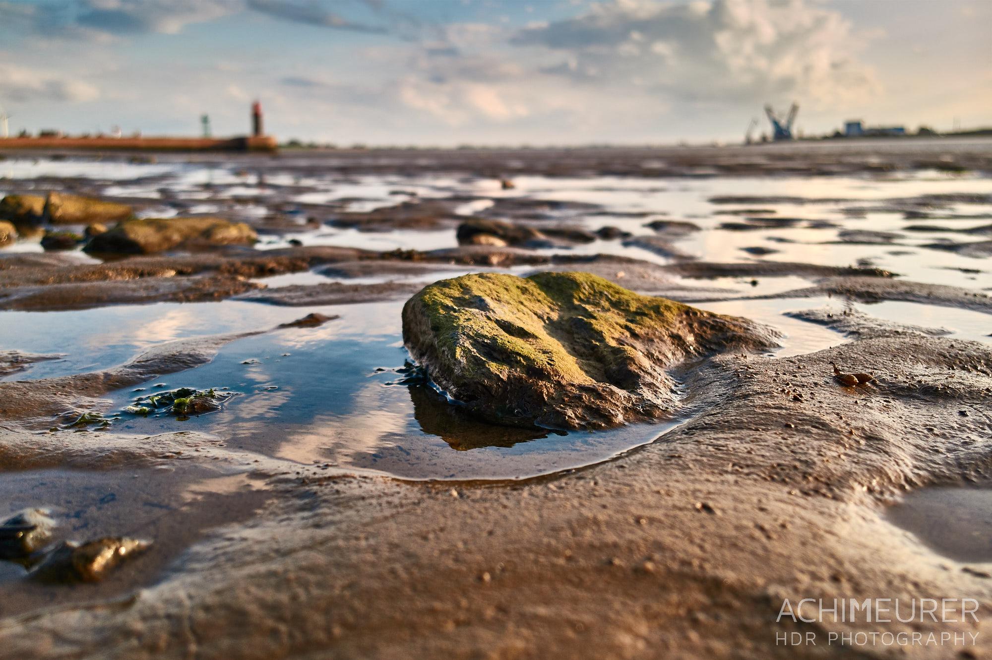Stadtansichten von Bremerhaven by Achim Meurer.