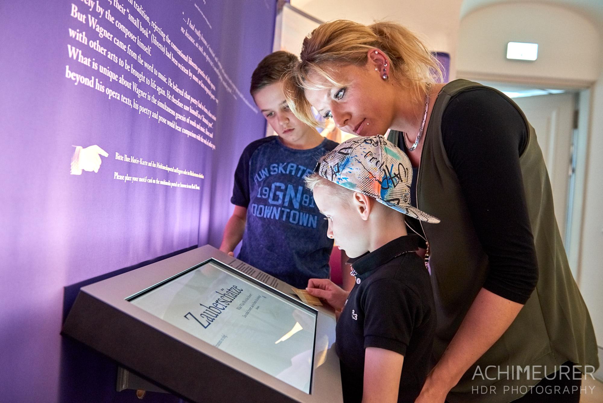 Museum Wagnerstätte Jagdschloss in Graupa/Pirna, Sächsische Schweiz by AchimMeurer.com.