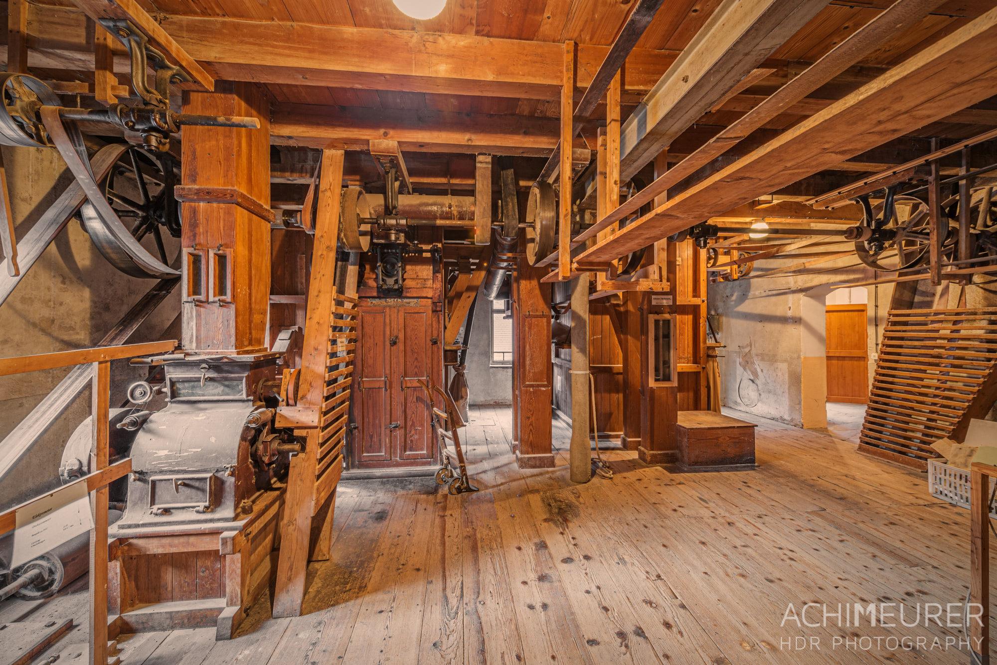 Mühlen-Museum in Bad Gottleuba-Berggießhübel, Sächsische Schweiz by AchimMeurer.com.