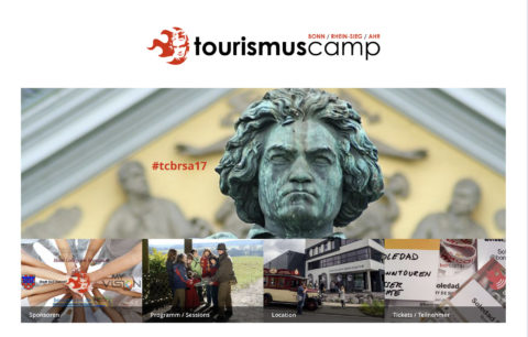 Tourismuscamp Bonn, Rhein-Sieg, Ahr 2018