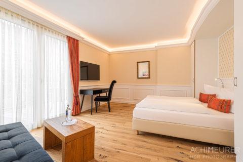 Hotelfotografie im Weinbergschlösschen
