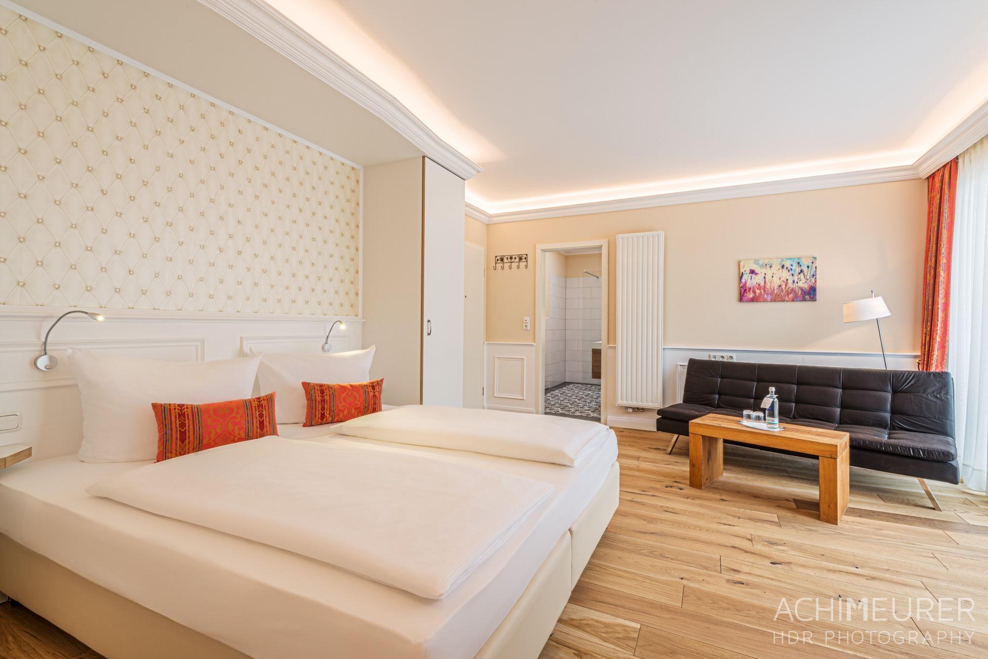 Hotel Weinbergschlösschen Oberheimbach Doppelzimmer