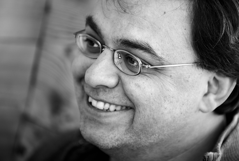 Robert Basic auf dem AlmCamp 2010
