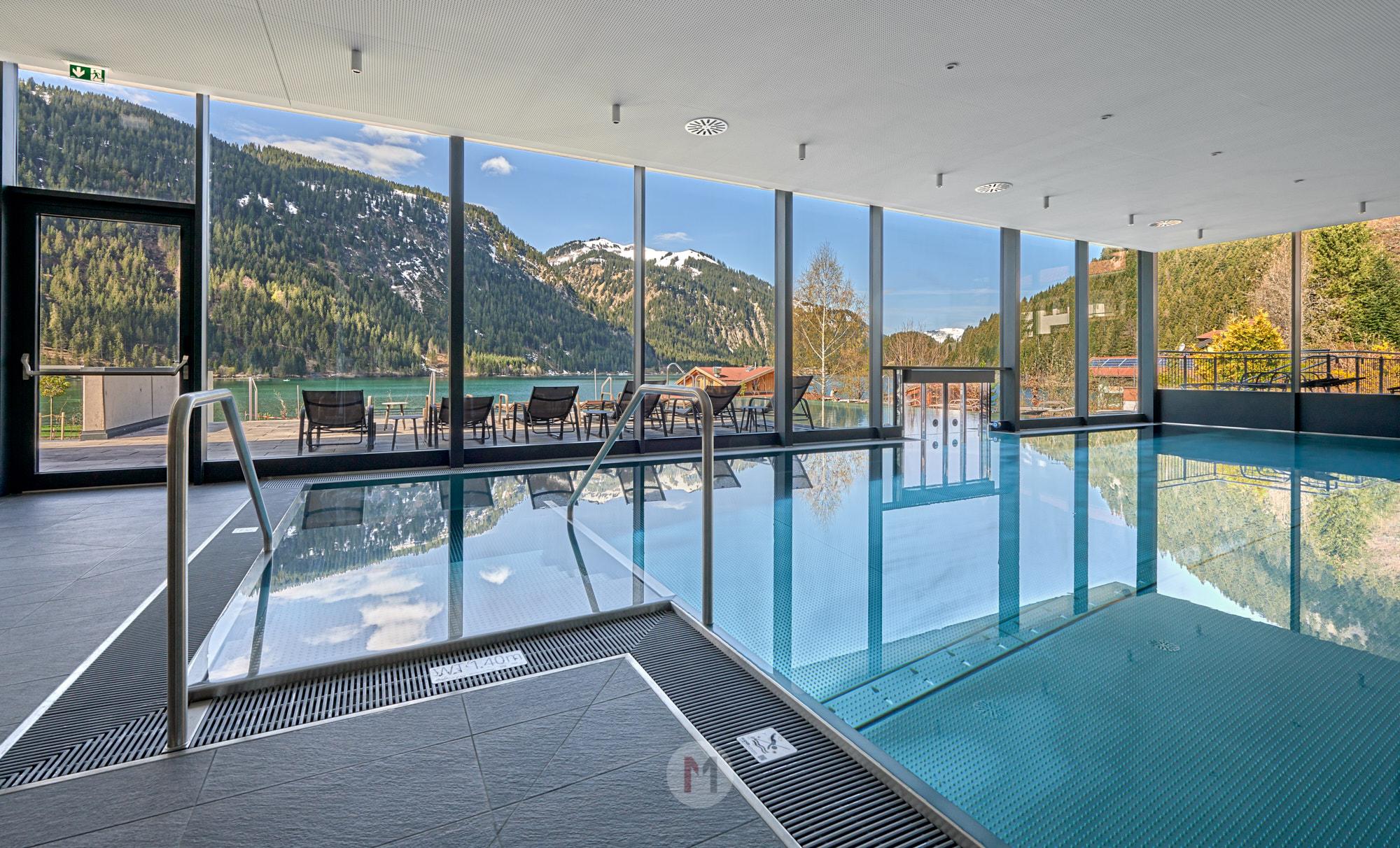 Hotel Haldensee, Tannheimer Tal, Tirol, Österreich by ACHIM MEURER.