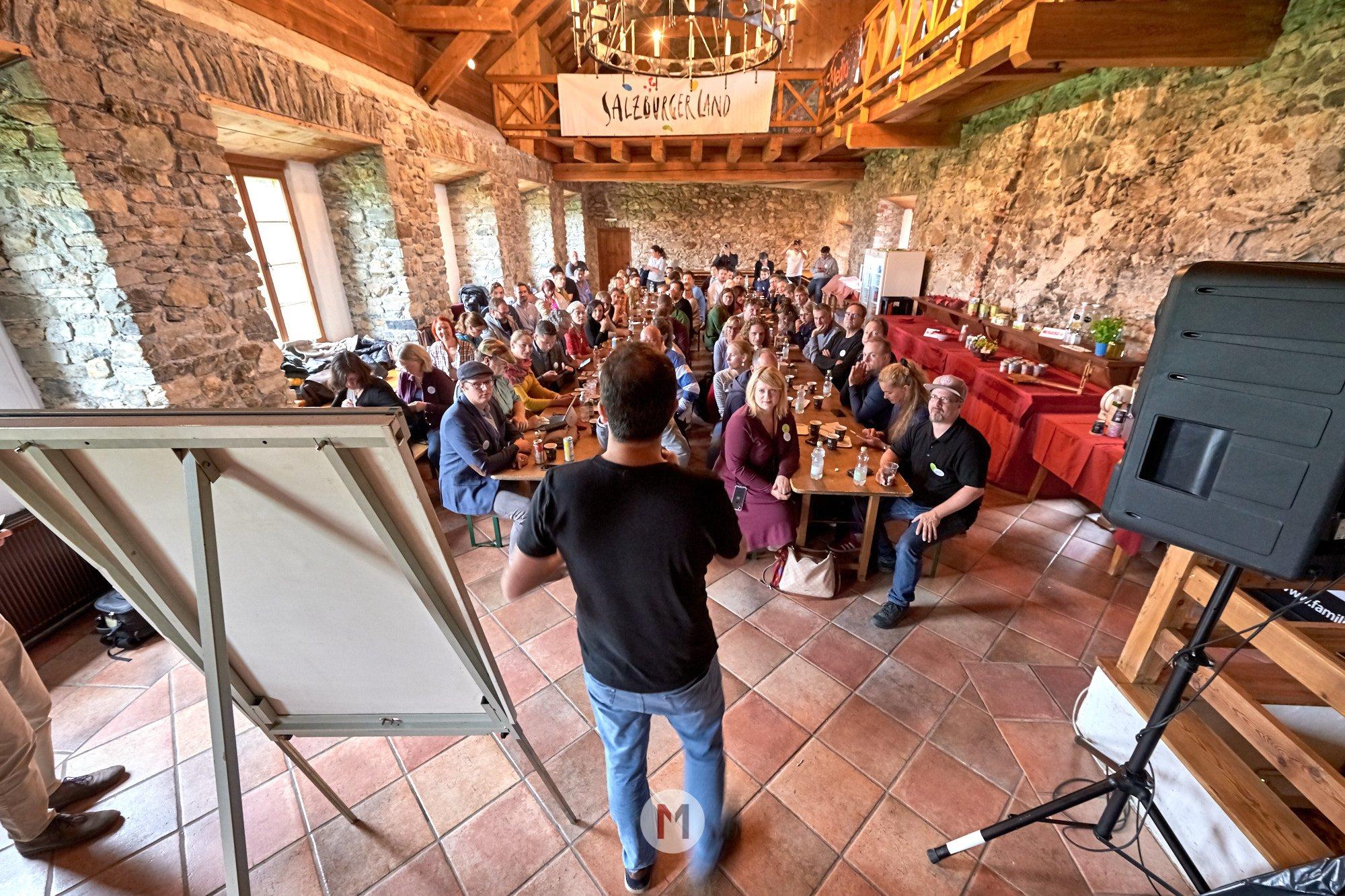 CastleCamp Kaprun 2019 - #cczk19 by ACHIM MEURER.