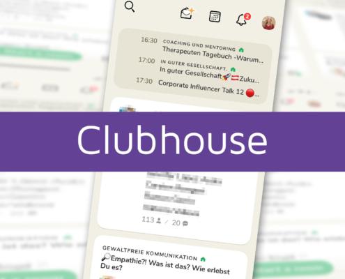 Clubhouse-Header-Bild by .